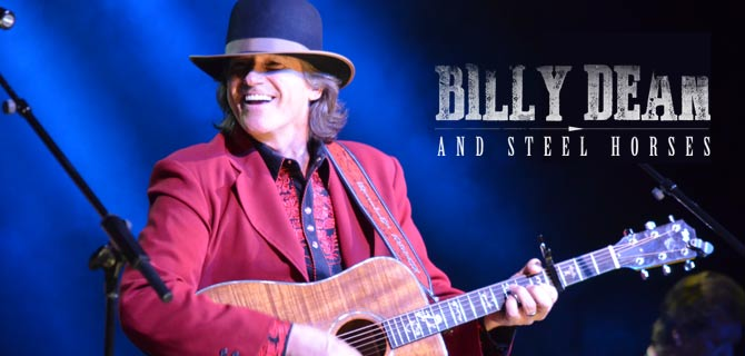 Billy Dean & Steel Horses