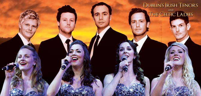Dublin's Irish Tenors and Celtic Ladies