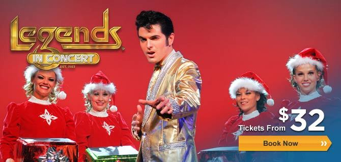 Legends in Concert Christmas