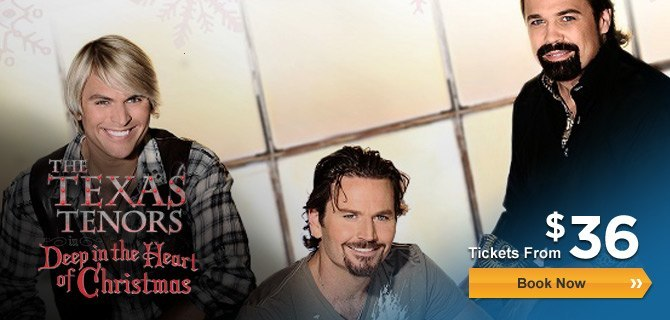 The Texas Tenors Christmas