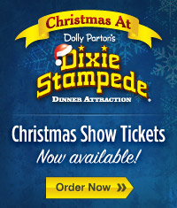 Save money at Dixie Stampede and other famous country music and comedy shows in the Smokey Mountains! Get Free discount coupons for attractions and entertainment in the Smokies!